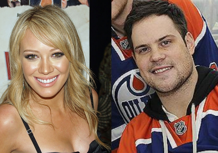 Hilary Duff Marries Mike Comrie