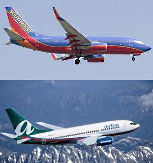 Southwest To Acquire AirTran
