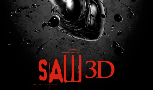 """Saw 3-D"" Weekend Box Office Hit"
