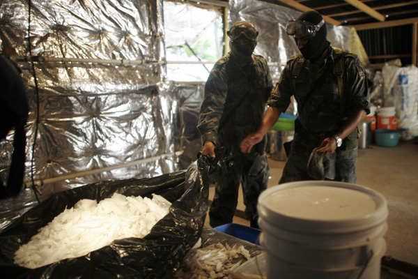 Mexican Drug Wars Spread to the Internet