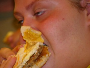 obese obesity fat overeating