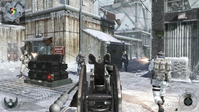 Call Of Duty: Black Ops Hits The Streets
