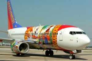 Southwest Airlines Unveils Florida One