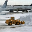 Snow Storm In Europe Cancels Many Flights