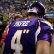 Is Brett Favre Finally Finished?