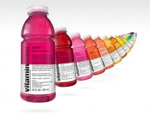 vitaminwater vitamin water
